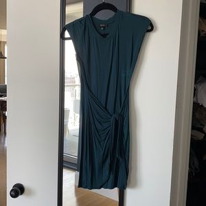 Baba tin Cotton Tie Dress